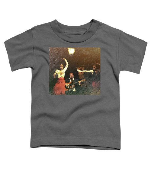 Two For Flamenco Toddler T-Shirt