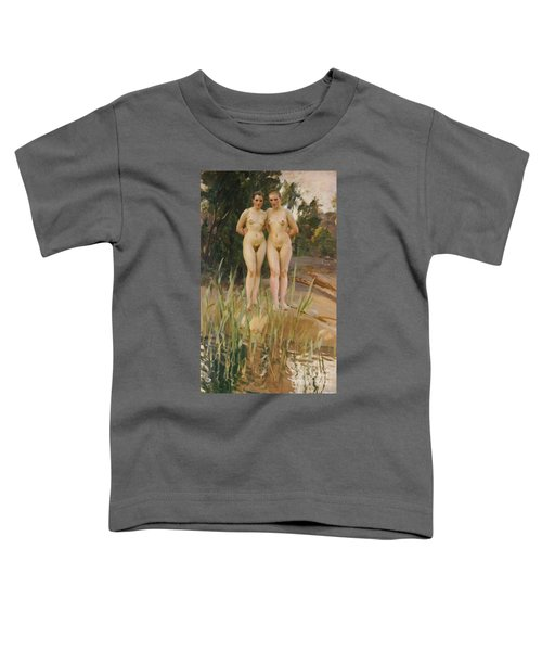 Two Friends  Toddler T-Shirt