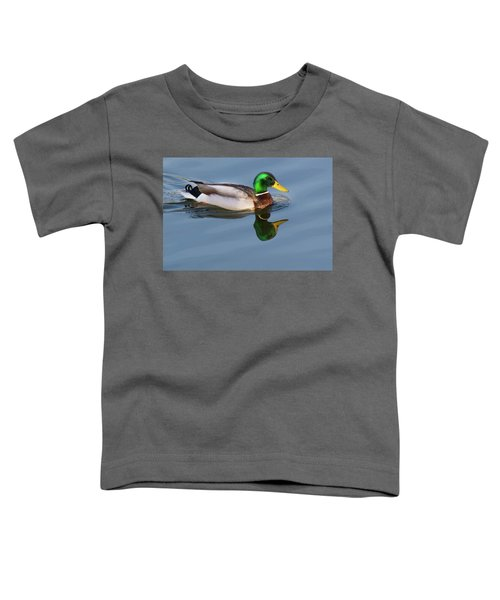 Two Headed Duck Toddler T-Shirt