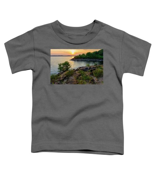 Two Rivers Trail Toddler T-Shirt