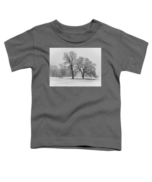Two Sister Trees Toddler T-Shirt