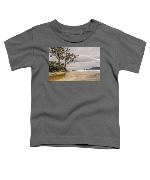 Two Tree Point Toddler T-Shirt