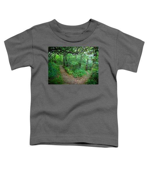 U-turn Toddler T-Shirt