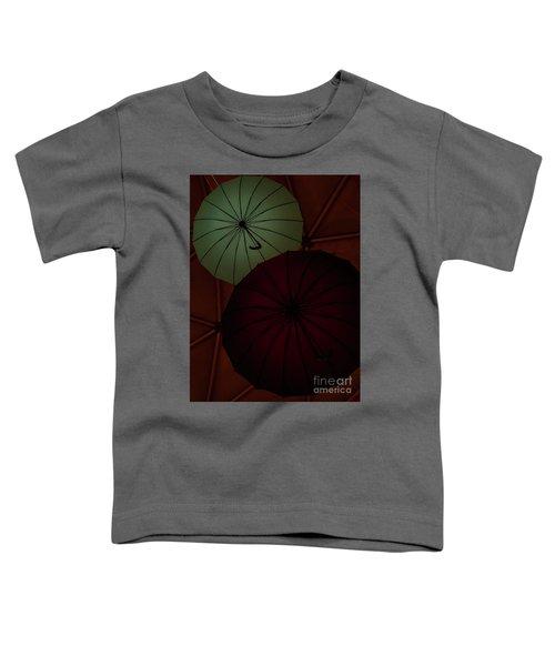 Umbrellas Toddler T-Shirt