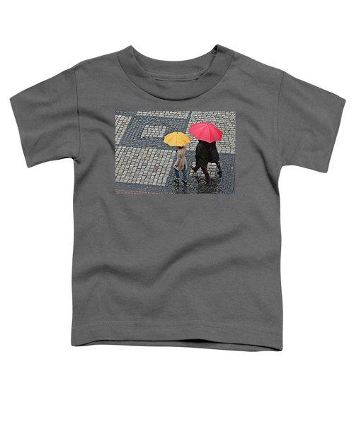 Rainy Day In Heidelberg Toddler T-Shirt