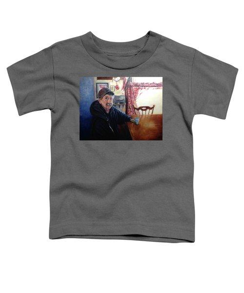 Uncle Harold, Maquoketa, Iowa Toddler T-Shirt