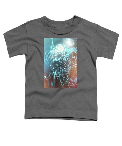 Under Blue Seas Toddler T-Shirt