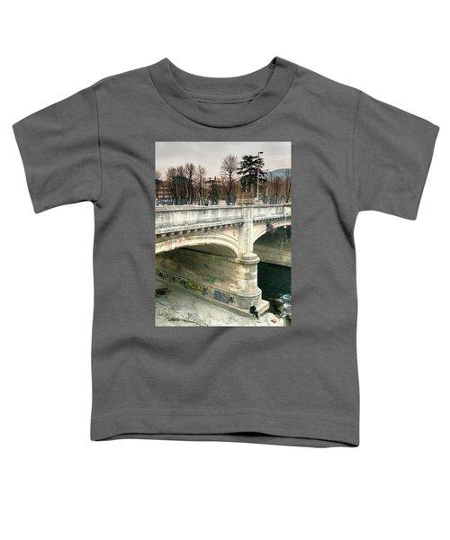 Under The Bridge Toddler T-Shirt