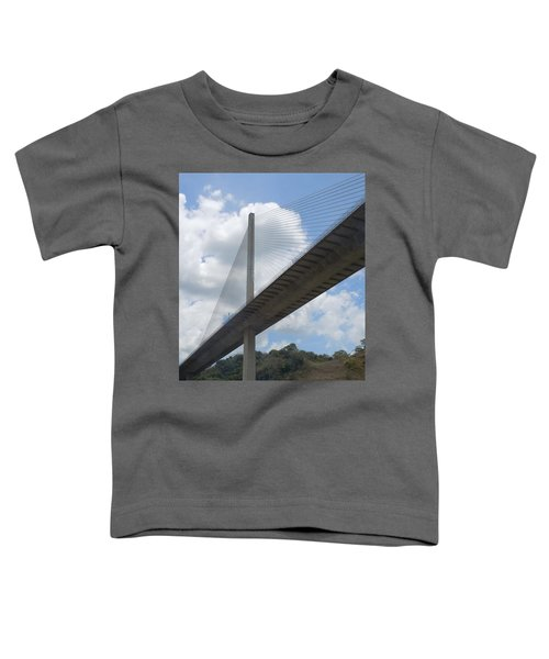 Under The Bridge Through Panama Toddler T-Shirt