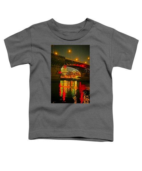 Under The Burnside Toddler T-Shirt