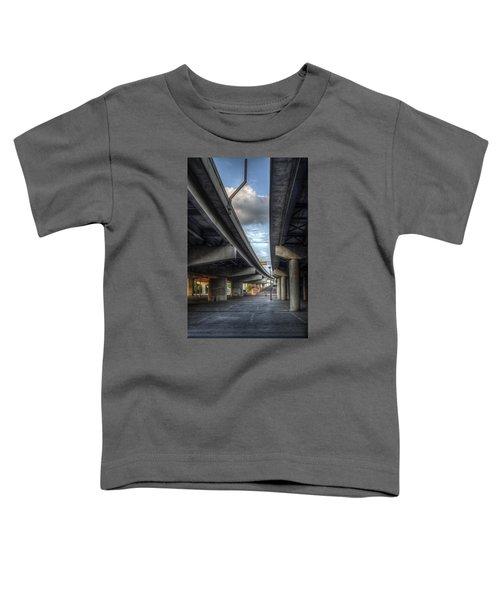 Under The Overpass II Toddler T-Shirt