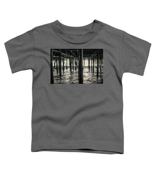 Under The Pier 3 Toddler T-Shirt