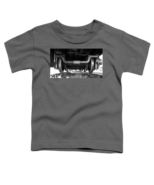 Under The Train Toddler T-Shirt