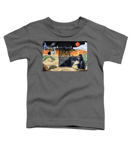 Understanding Time Toddler T-Shirt