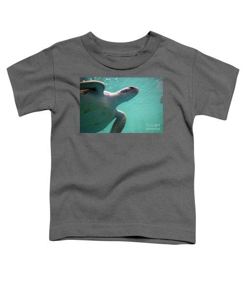 Underwater Race Toddler T-Shirt