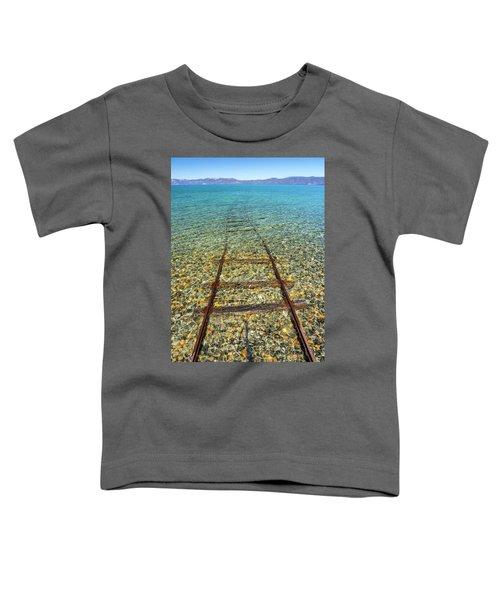 Underwater Railroad Toddler T-Shirt