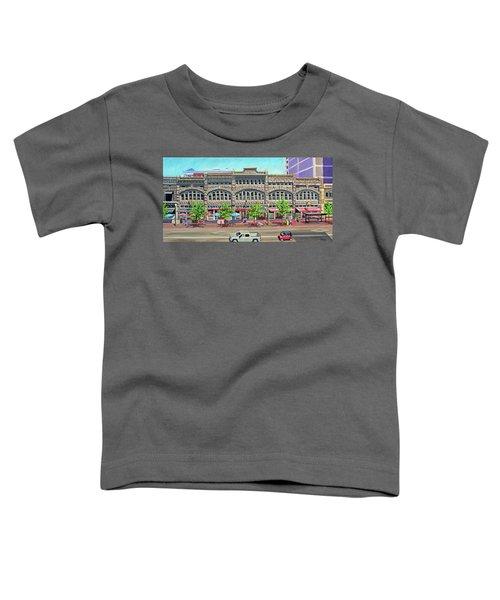 Union Block Building - Boise Toddler T-Shirt