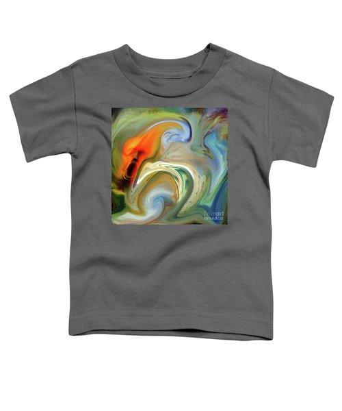 Universal Fear Toddler T-Shirt