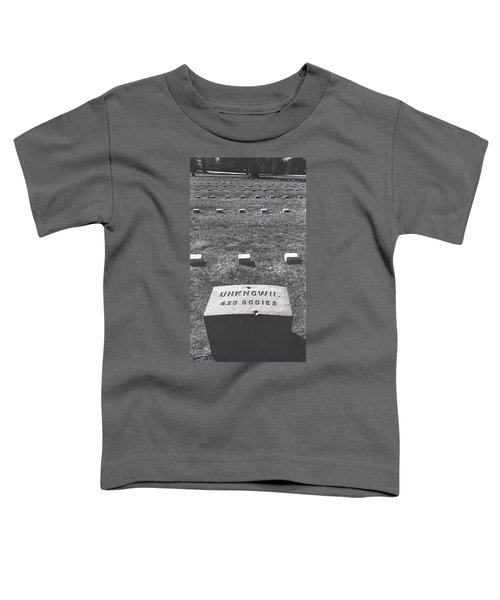 Unknown Bodies Toddler T-Shirt