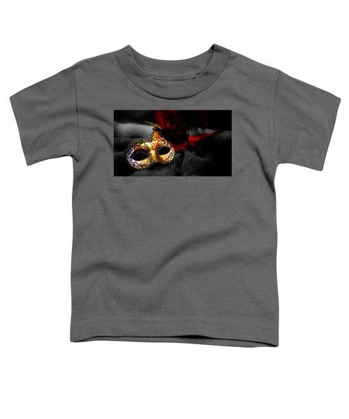 Unmasked Toddler T-Shirt