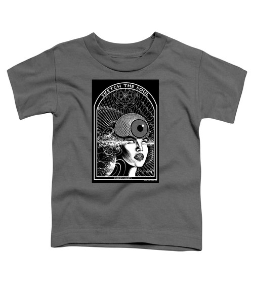 Unseen Sights Toddler T-Shirt