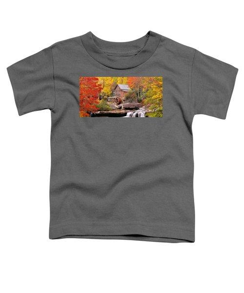 Usa, West Virginia, Glade Creek Grist Toddler T-Shirt