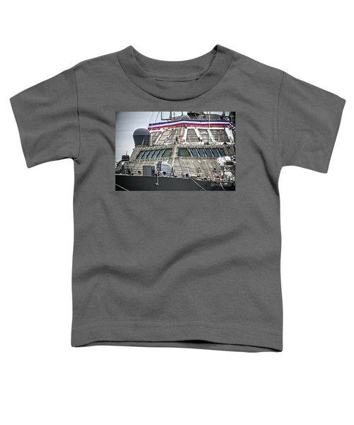 Uss Little Rock Lcs 9 Toddler T-Shirt