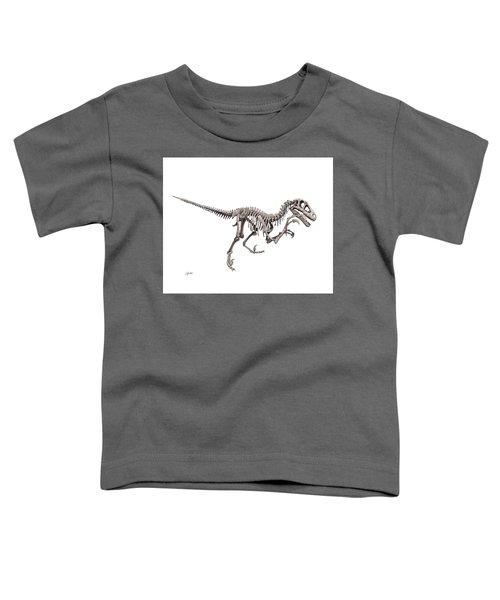 Utahraptor Toddler T-Shirt