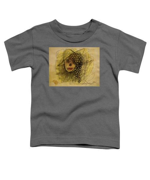 Uva Queen Of The Grapes Toddler T-Shirt