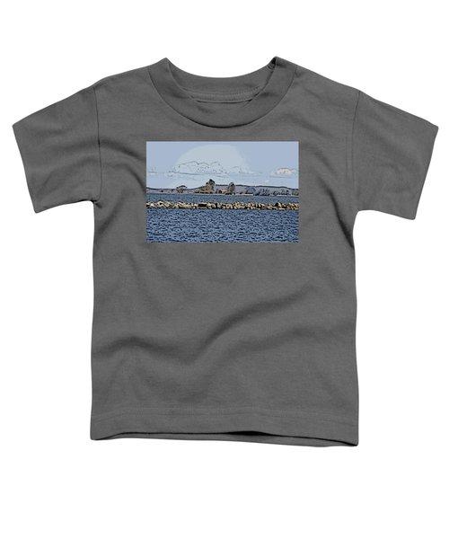 Vaennern Lake Toddler T-Shirt