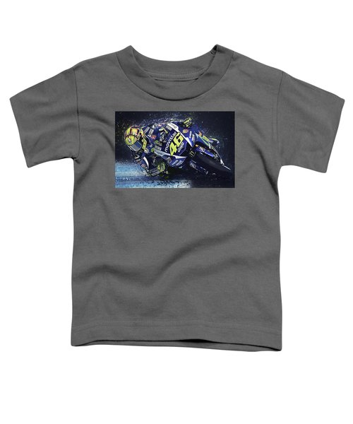 Valentino Rossi Toddler T-Shirt