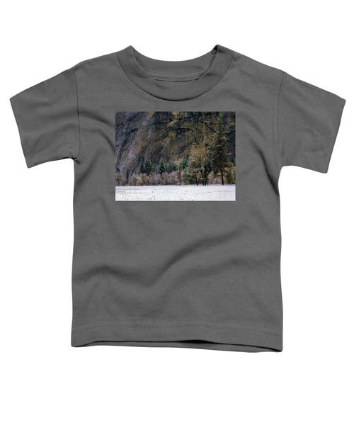 Valley Morning Toddler T-Shirt