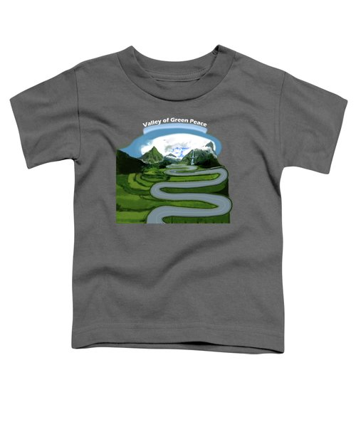 Valley-the Hill Station Toddler T-Shirt
