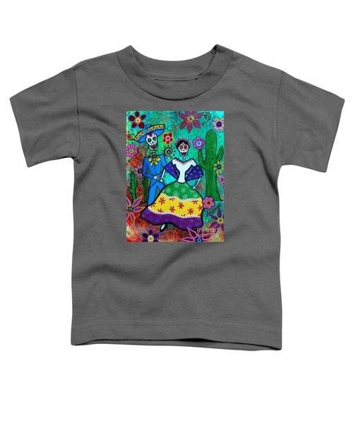 Vamos  A Bailar Toddler T-Shirt