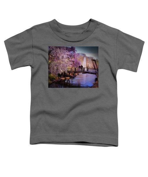 Van Gogh Bridge - Reston, Virginia Toddler T-Shirt