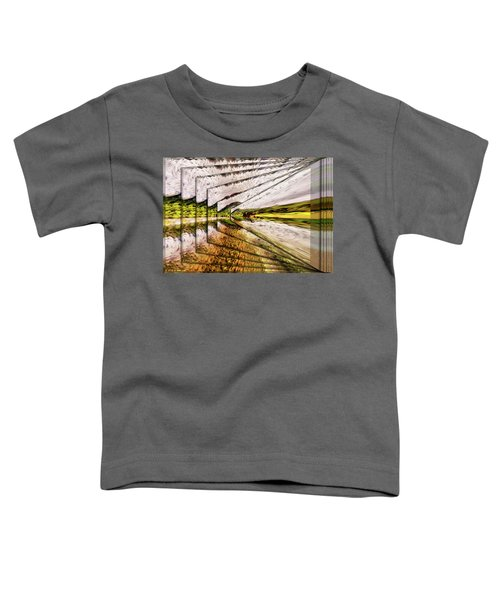 Van Gogh Perspective Toddler T-Shirt