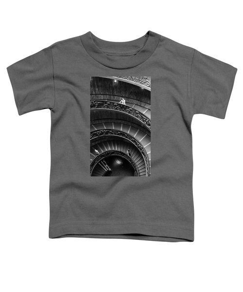 Vatican Stairs Toddler T-Shirt