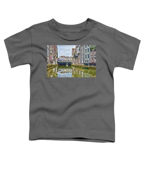 Venetian Vibe In Dordrecht Toddler T-Shirt