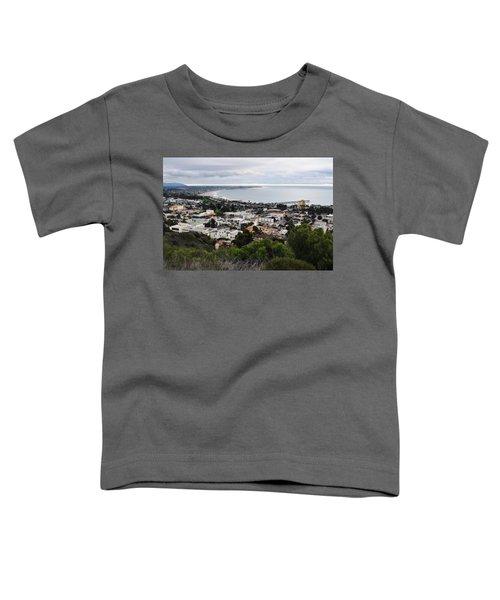 Ventura Coast Skyline Toddler T-Shirt