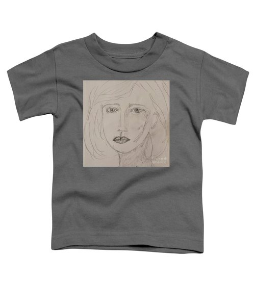 Vera In Pencil Toddler T-Shirt