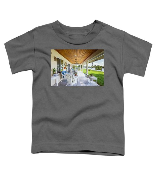 Veranda Toddler T-Shirt