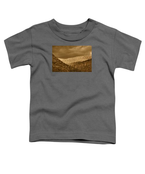 Verde Canyon View Tnt Toddler T-Shirt
