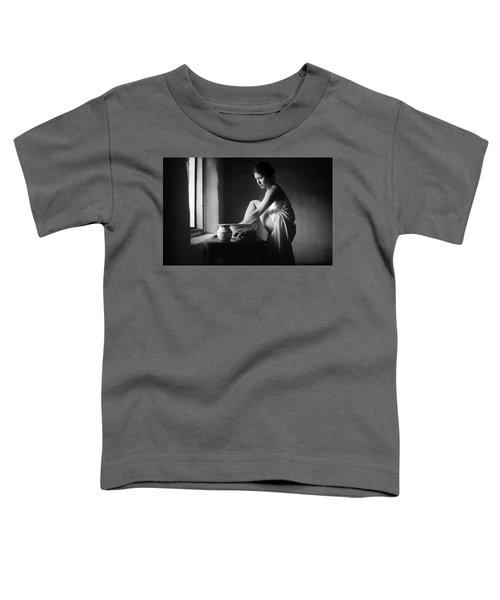 Vermeer Footwasher Toddler T-Shirt