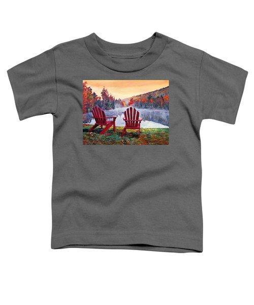 Vermont Romance Toddler T-Shirt