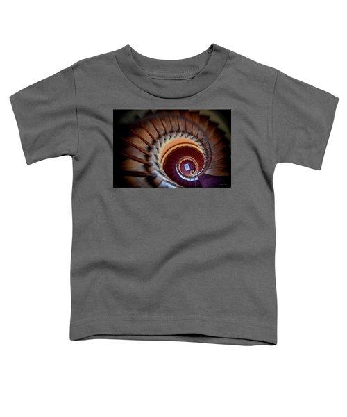 Toddler T-Shirt featuring the photograph Vertigo by Andrea Platt