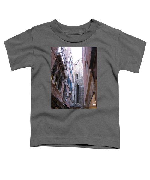 Vertigo In Venice Toddler T-Shirt