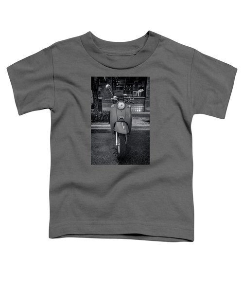 Toddler T-Shirt featuring the photograph Vespa by Sebastian Musial