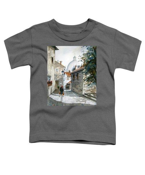Via Coronari Toddler T-Shirt