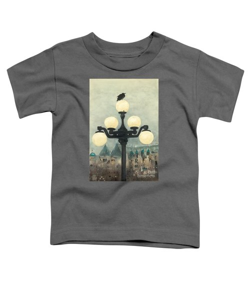 Victoria Evening Toddler T-Shirt