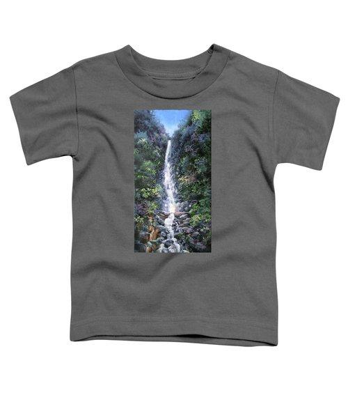 Trafalger Falls Toddler T-Shirt
